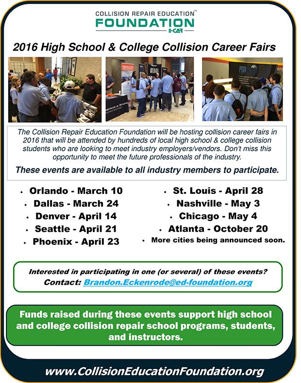 Collision-Repair-Education-Foundation_2016-Career-Fair-Sponsorship-Opportunities