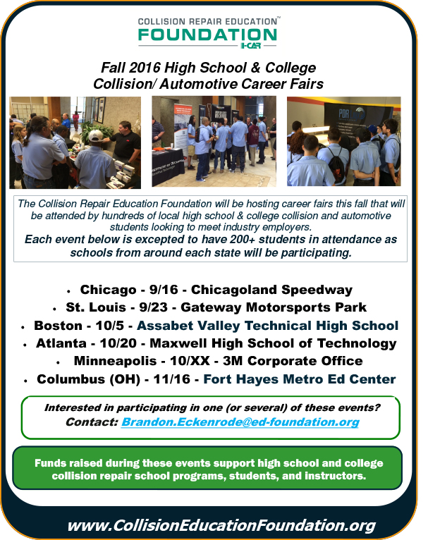 Collision-Repair-Education-Foundation_2016-Career-Fair-Sponsorship-Opportunities